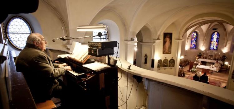 90. narodeniny nášho pána organistu Kornela Somoru