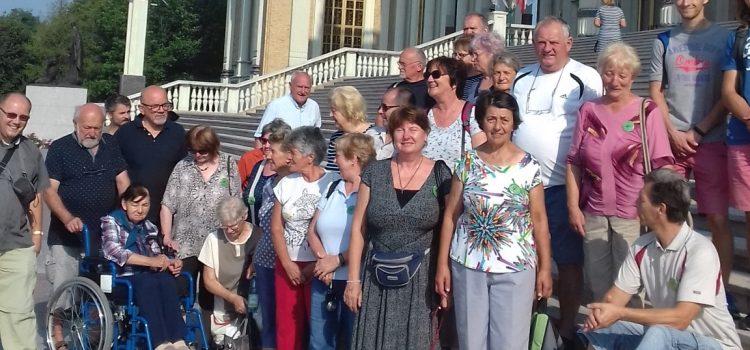 100. výročie a bernolákovskí pútnici v Poľsku